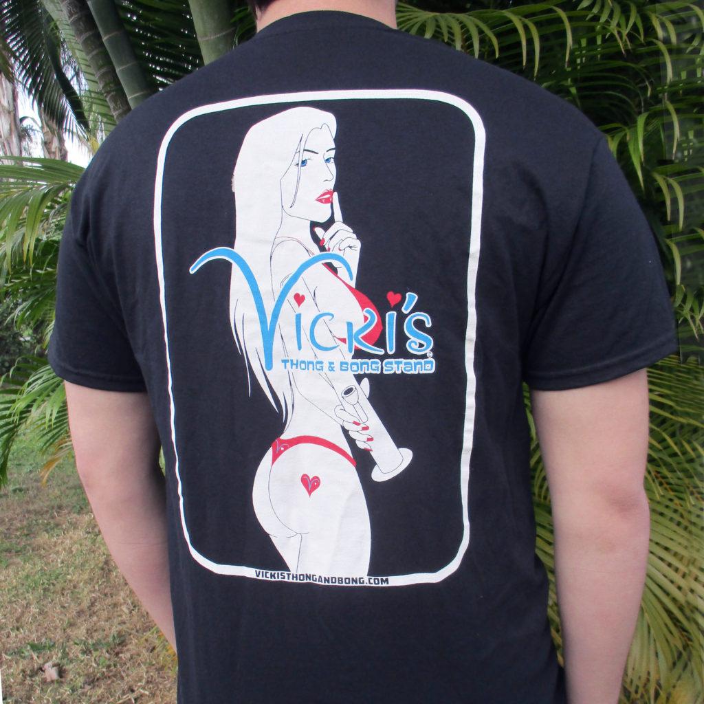 VICKI'S V-GIRL T-SHIRT